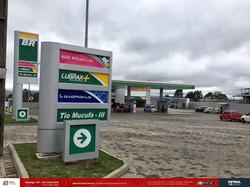 Comunicação Visual Posto Petrobras