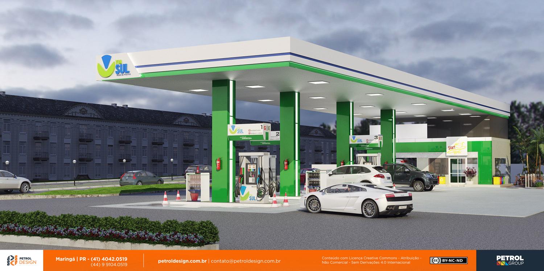 imagem de abastecimento posto de gasolina Belo Horizonte MG