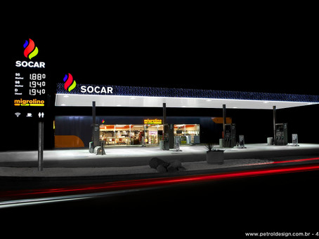 Importância do visual no posto de combustíveis