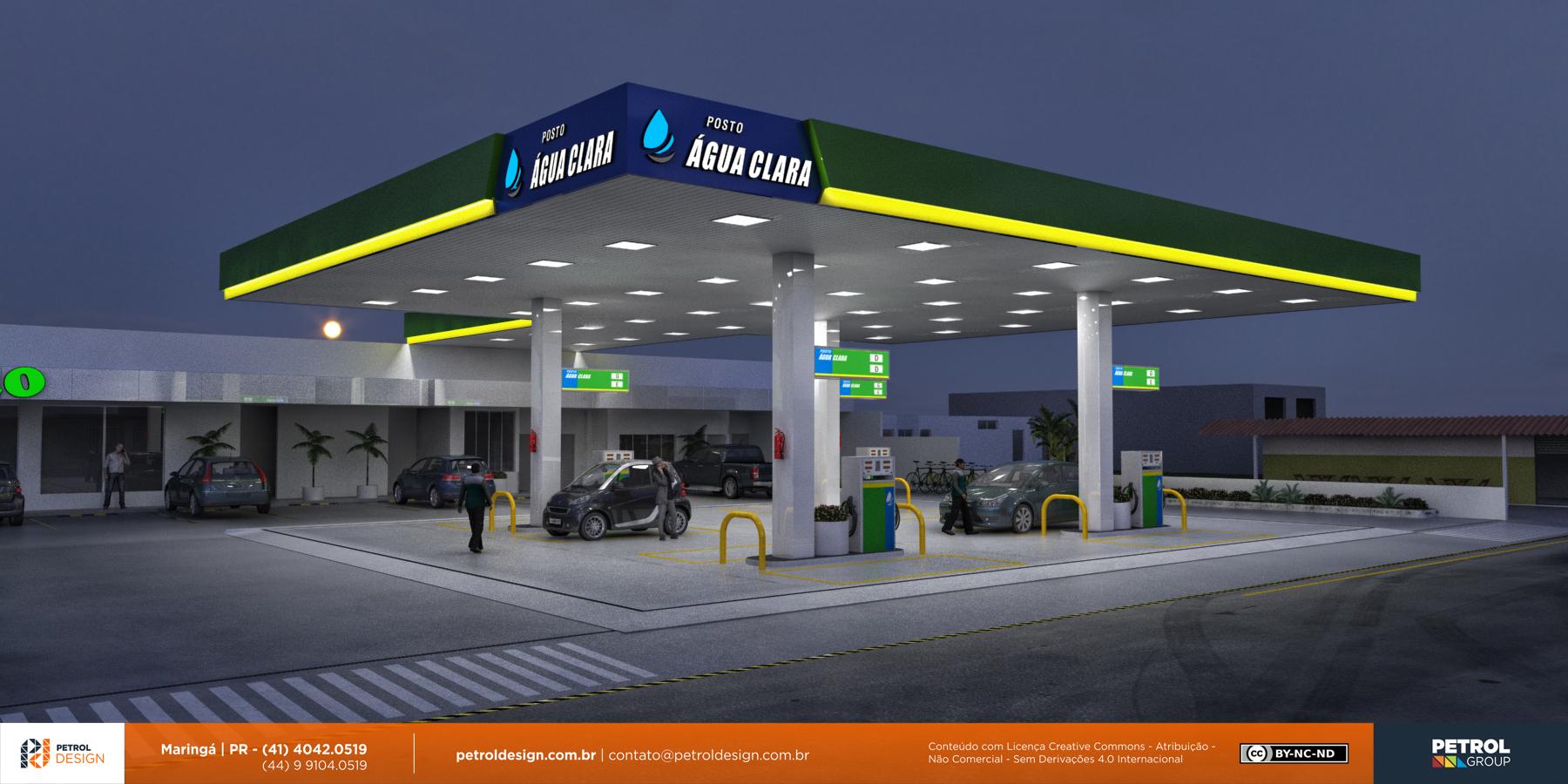 projeto postoabastecimento combustivel Araguari