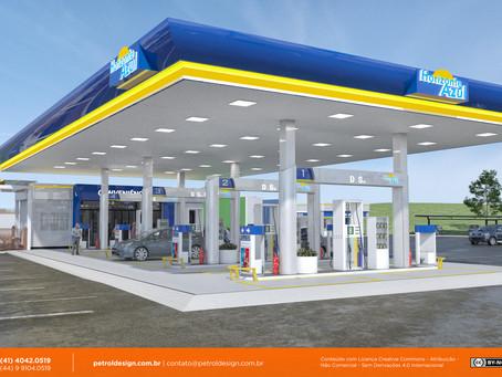 Posto Horizonte Azul – Apucarana / PR