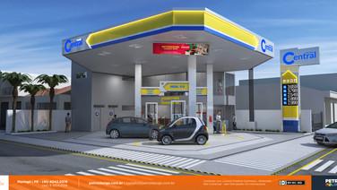 imagem de postos de gasolina Tupa SP
