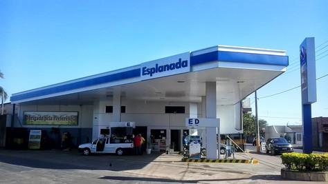comunicaçãovisual posto de gasolina Rio de Janeiro RJ