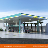posto gasolina bandeira branca Barra do Garça MT