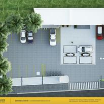 croqui posto de gasolina Manaus AM