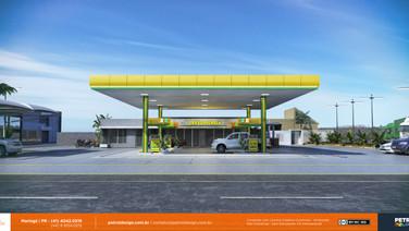 imagem de abastecimento posto de combustivel Londrina PR