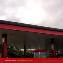 testeira para posto de gasolina Niterói RJ