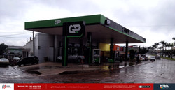 reforma posto gasolina Juiz de Fora
