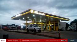 Testeira posto gasolina Ivinhema MS