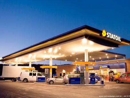 Identidade Visual do Posto de Gasolina x Faturamento