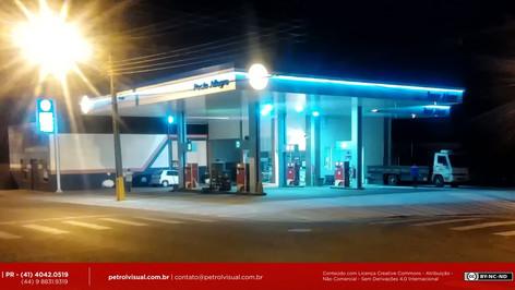 reforma de posto de gasolina Contagem MG