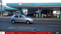 Posto de gasolina nova imagem