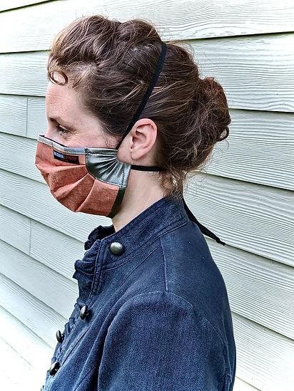 Executive Copper Mask, Copper Filter 20