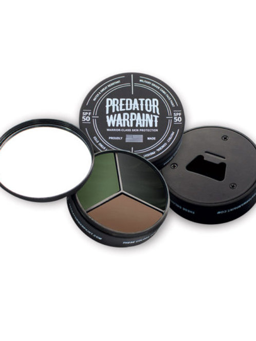 3 COLOR WOODLAND CAMO WITH BOTTLE OPENER