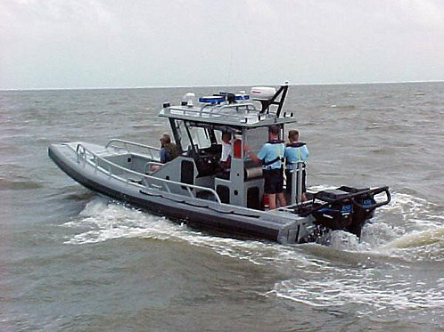 SERVICE MAINTENANCE TRAINING FOR 11 METER RHIB