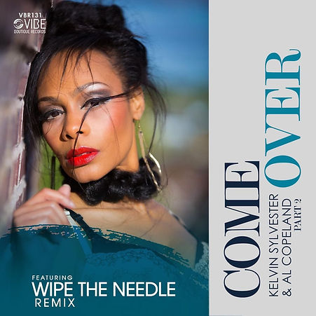 come over wipe the needle remix art cove
