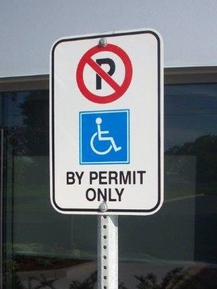 Parking Signs ©It's A Good Sign