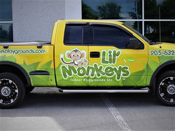 Vehicle Graphics ©It's A Good Sign