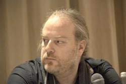 Artist talk with Evgeny Nikitin 4