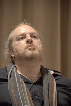 Artist talk with Evgeny Nikitin 3