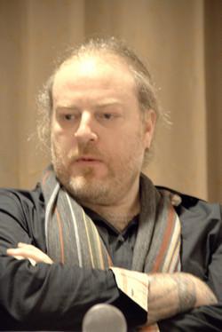 Artist talk with Evgeny Nikitin 2