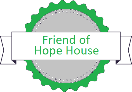 Friend of Hope House