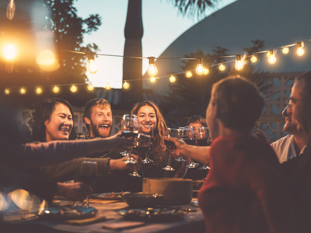 How To Plan Your Dinner Party Menu