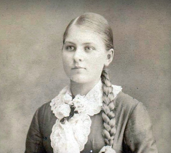 Katrin, age 18.