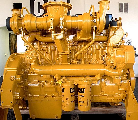 Cat C18 New And Rebuilt Caterpillar C18 Engines For Sale