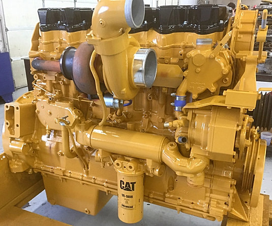 Cat C15 New And Rebuilt Caterpillar C15 Engines For Sale
