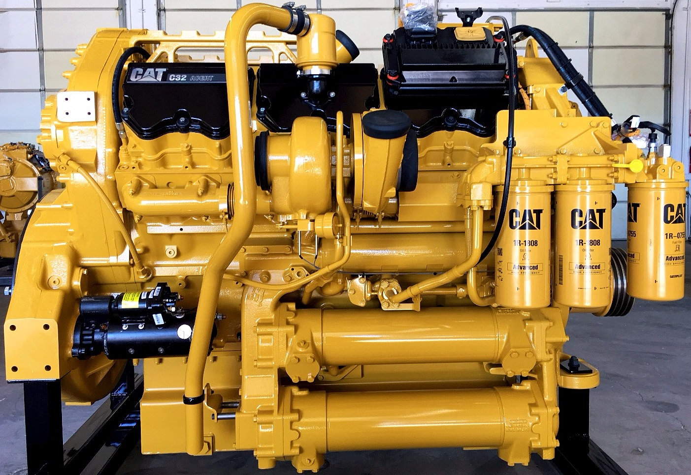 Engines For Sale >> CAT Engines | Caterpillar Engines For Sale Worldwide | Diesel Engines | CAT C32 / CAT 777F