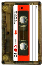 Audio cassette tape to CD & MP3 digital conversion