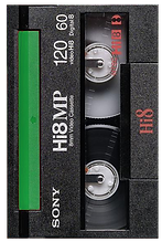 Hi8 & Video 8 to DVD Transfer