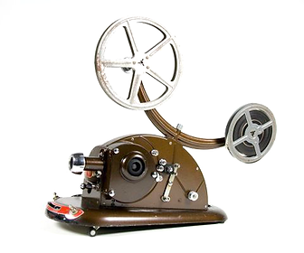 Cine film to DVD & MP4