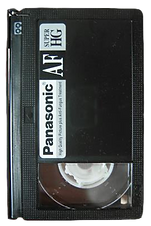 VHS-C to DVD Transfer