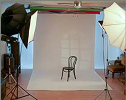 portraits by hart camera room