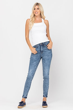 Judy Blue Mineral Wash Jeans