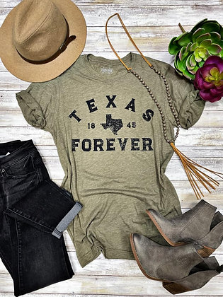 1845 Texas Forever Tee