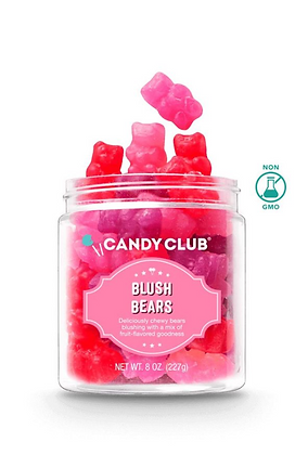 Candy Club Blush Bears