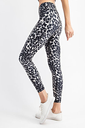 Buttery Soft Leggings, Leopard