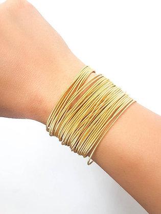 Bella Bracelets, Gold