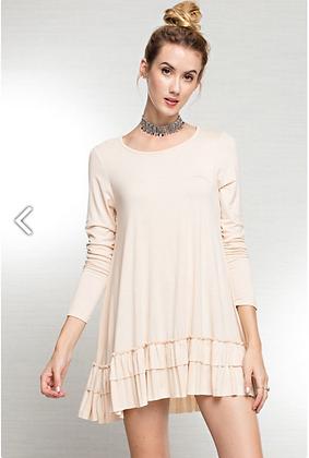 Ruffle Tunic/Dress
