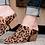 Thumbnail: Corkys Leopard Mules