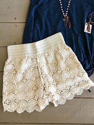 Crochet Cutie Shorts