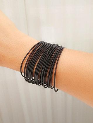 Bella Bracelets, Black