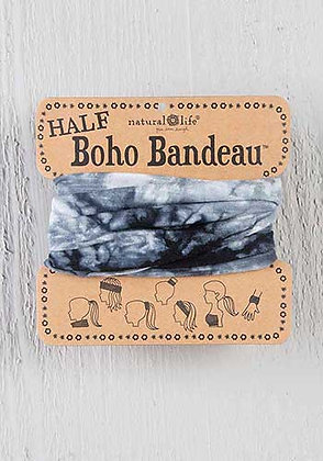 Boho Half Bandeau