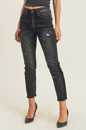 Risen Relaxed Skinny Jeans