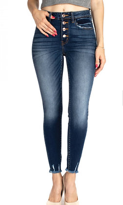 KanCan R&B Ankle Skinny Jean