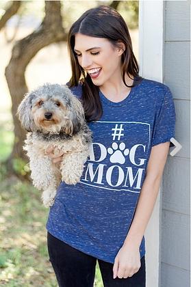 # Dog Mom Tee