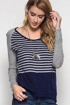 Stripes Forever Sweater